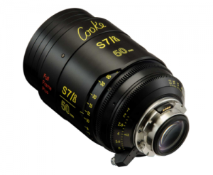 Cooke S7/i Full Frame Plus Prime Lens 50mm