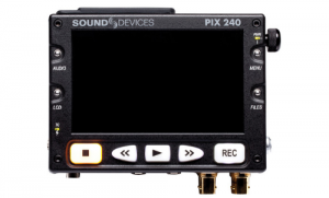 Sound Devices PIX-240 Video Recorder Monitor